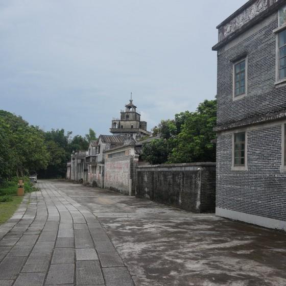 開平 馬降龍村 イメージ