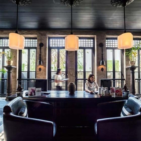 THE SIAM HOTEL SPA