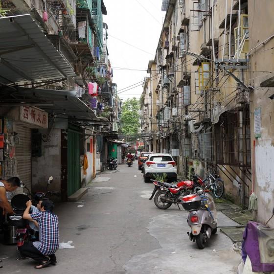潮州 街のイメージ ~ 昔の中国にタイムスリップ