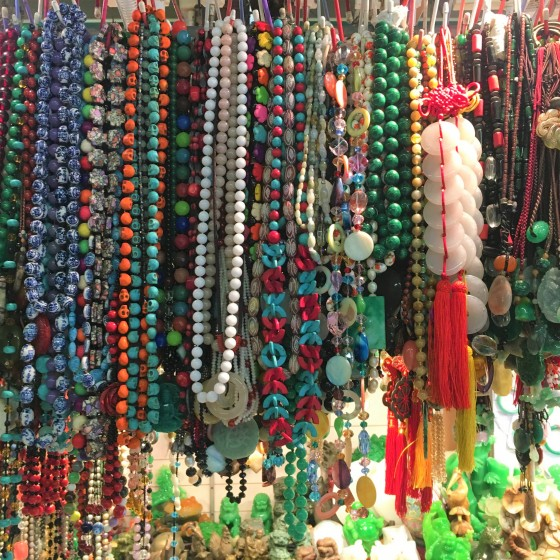 観光イメージ:翡翠市場(ジェードマーケット)