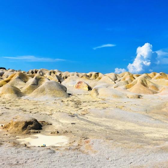 ビンタン砂丘