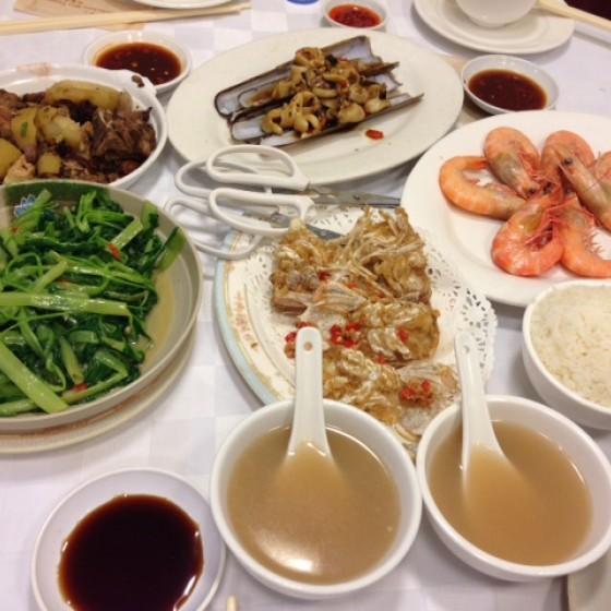 食事イメージ:金山海鮮酒家