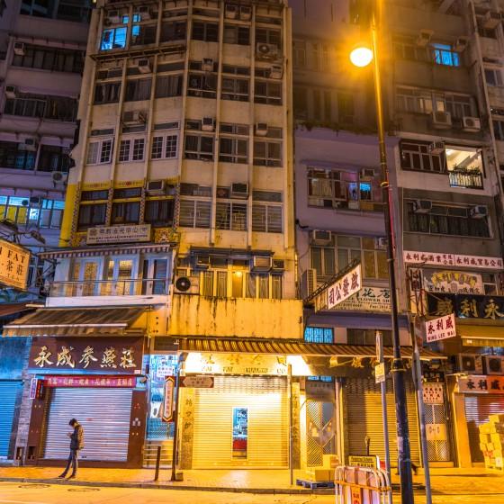 観光イメージ:夜の街