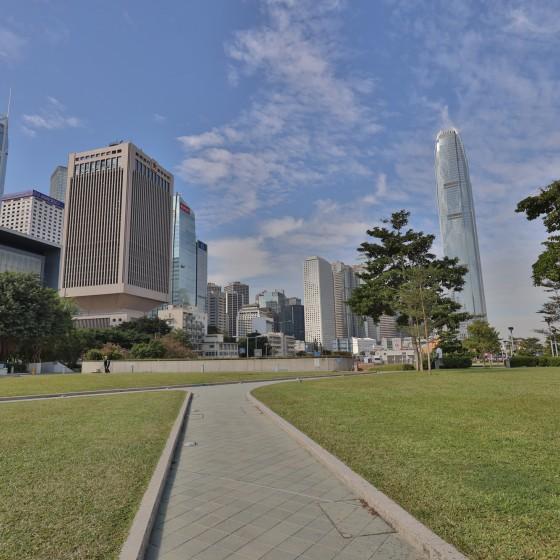 観光イメージ:香港島