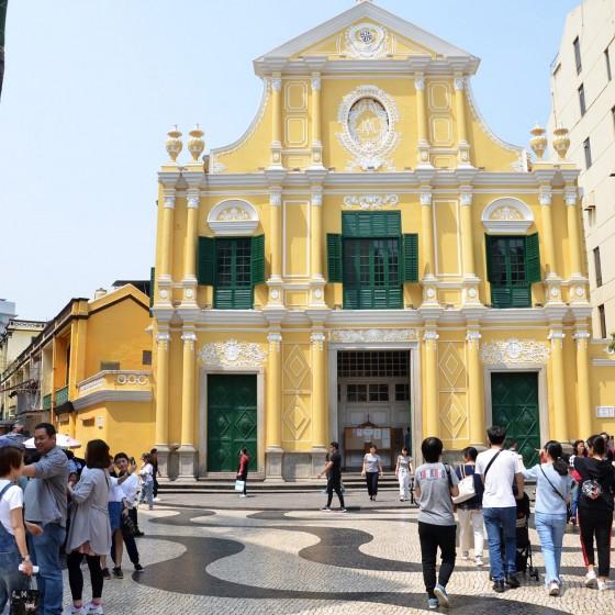 観光イメージ:聖ドミンゴ教会