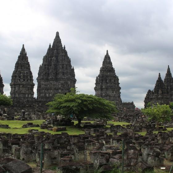 プランバナン寺院