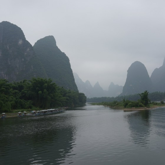 イメージ:漓江下り