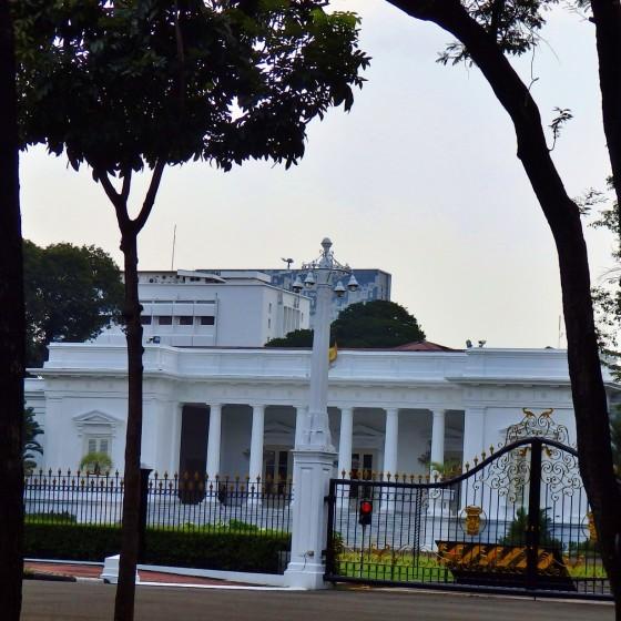 大統領官邸