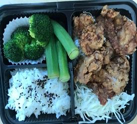 昼食(お弁当)