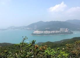 香港灣 Island Bay および石澳灣 Shek O Wan の鑑賞ポイントへ