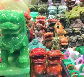 翡翠市場(ジェードマーケット)散策