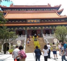 宝蓮禅寺へご案内。
