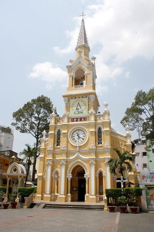 チャータム教会(聖フランシスコザビエル教会)