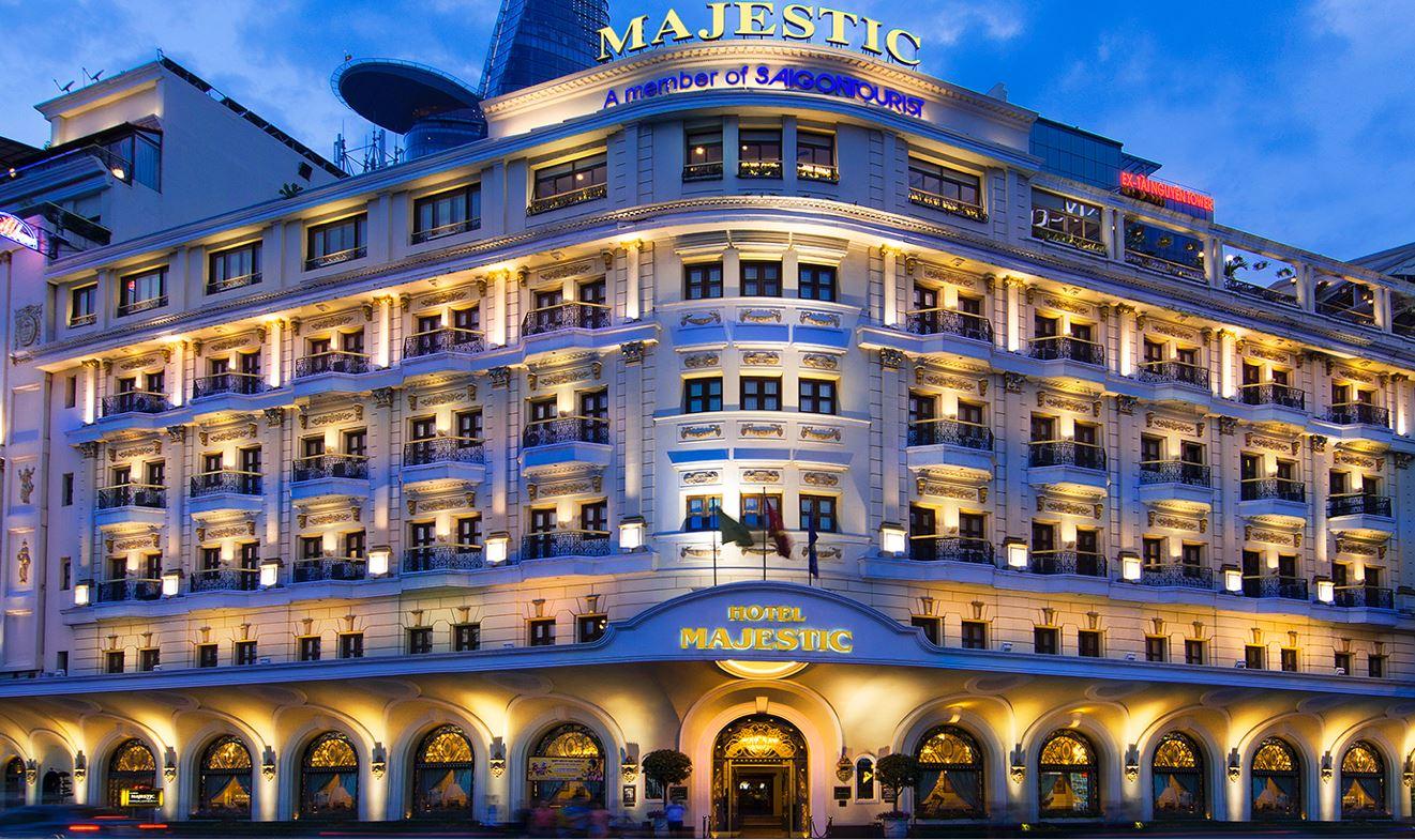 マジェスティックホテル サイゴン