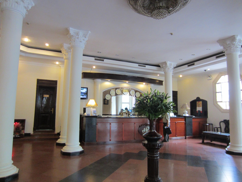 ホーチミン市内のホテル出発