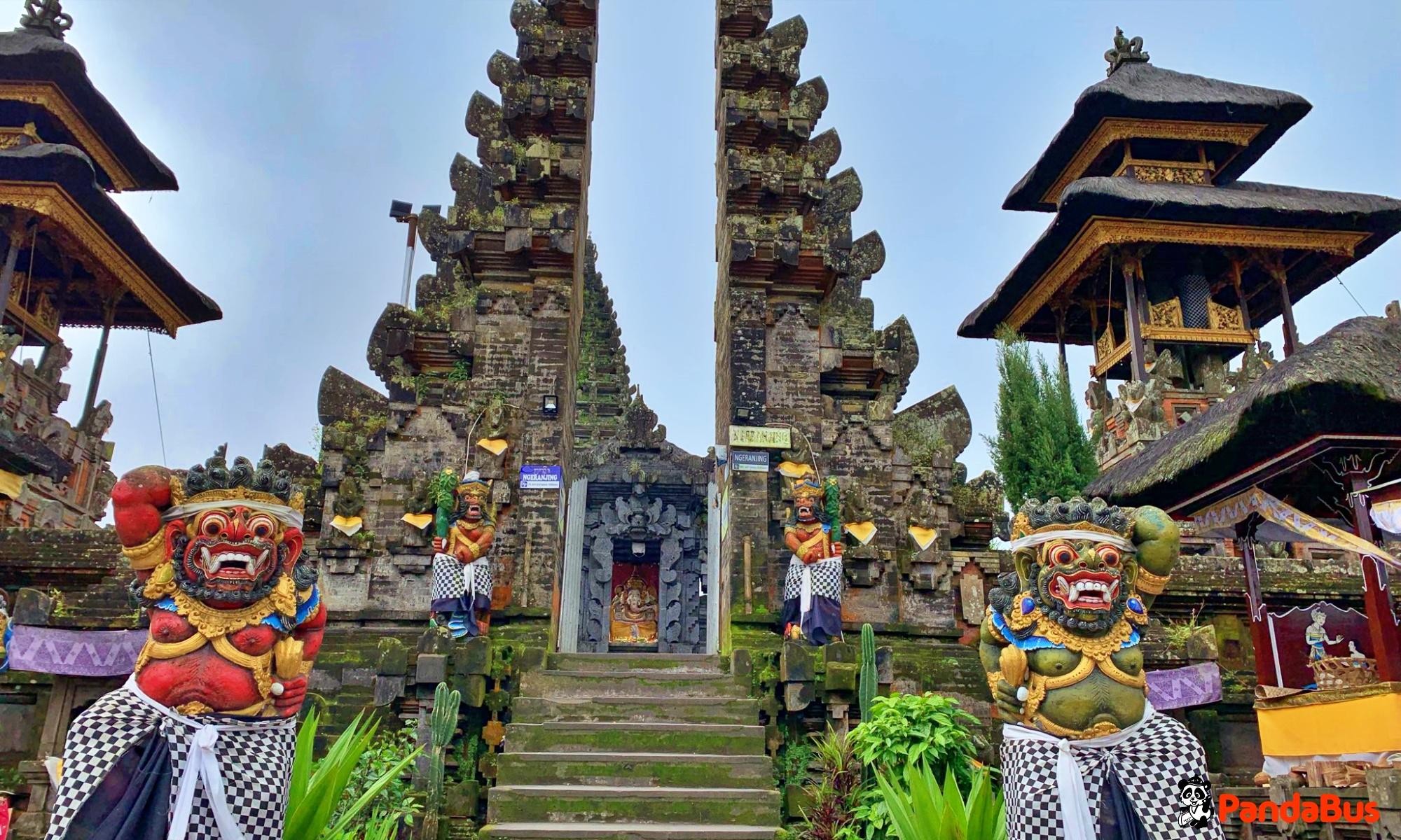 世界遺産『ウルンダヌバトゥール寺院』バトゥール湖の守護神を祀る寺院
