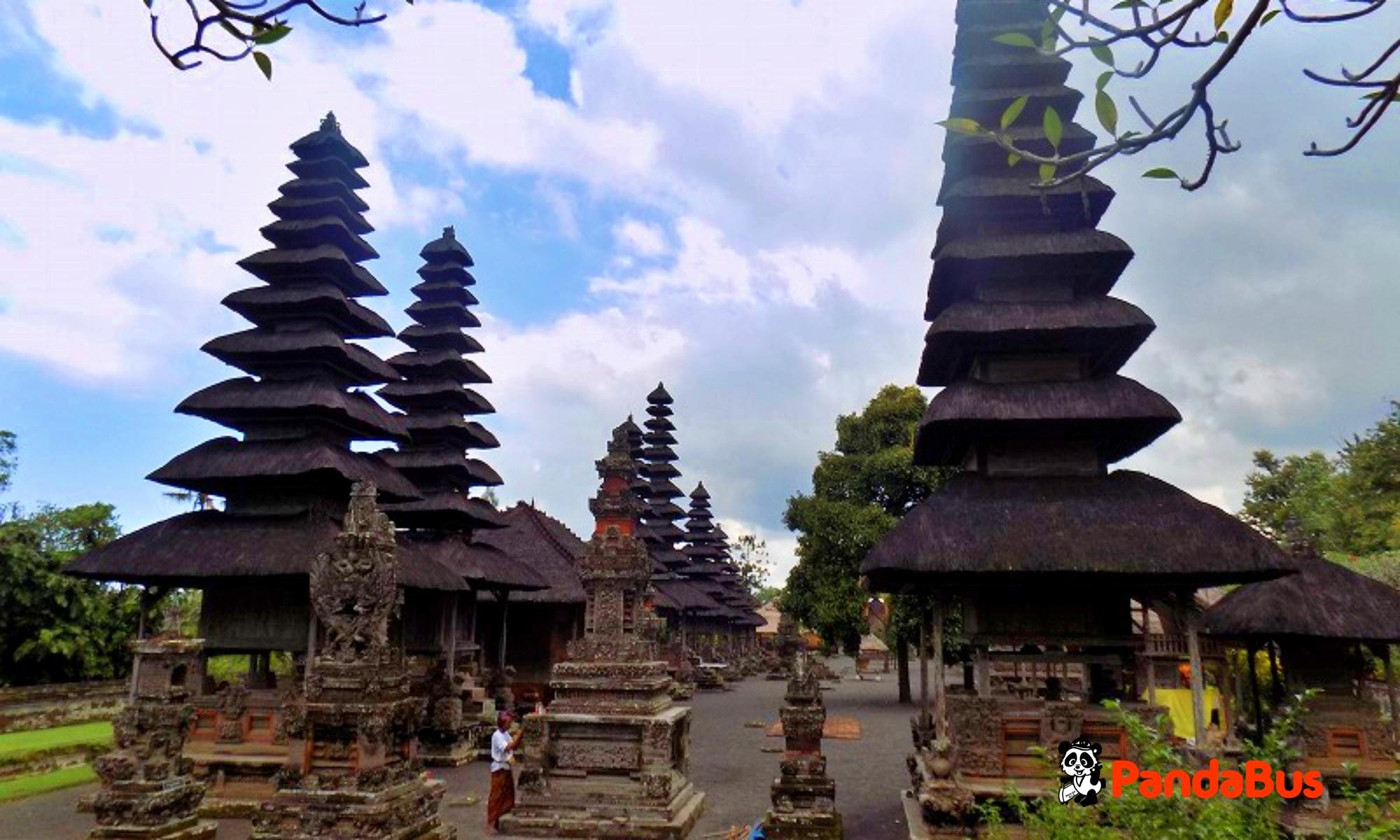 世界遺産「タマンアユン寺院」見学