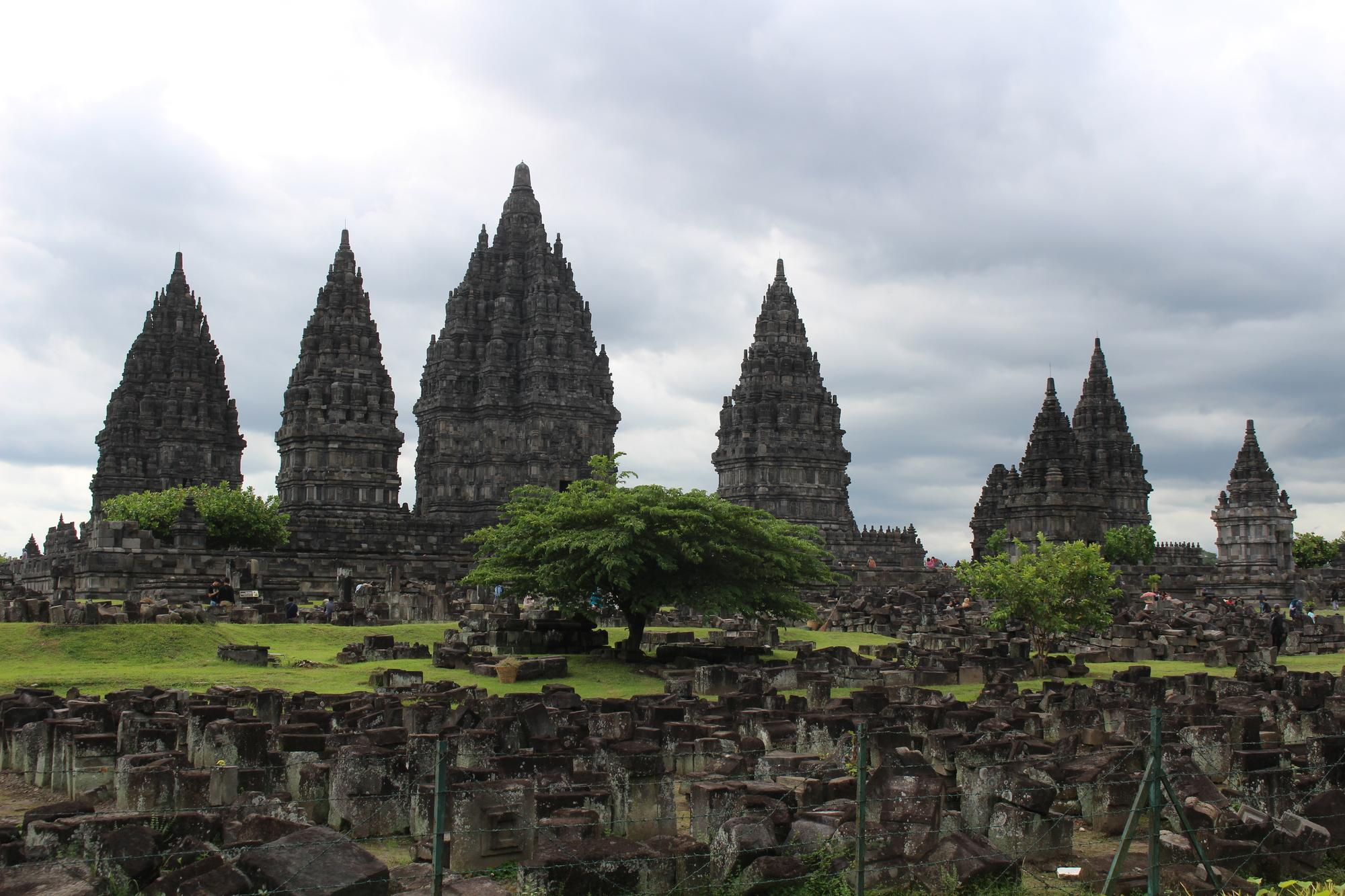 世界文化遺産観光