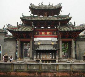 仏山最古の道教寺院「祖廟」へご案内