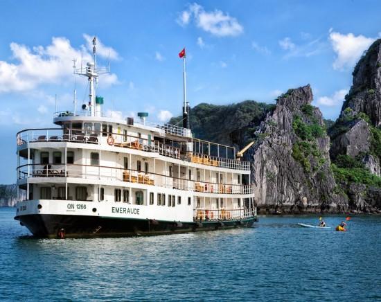 【ベトナム】世界自然遺産ハロン湾に泊まるハノイ2泊3日