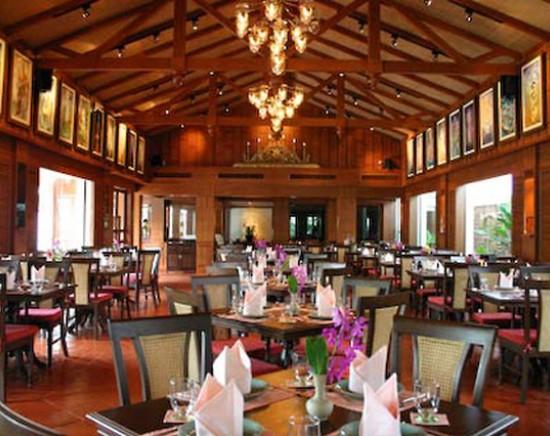 高級老舗 タイ料理レストラン「バーンカニタ」<ミールクーポン>