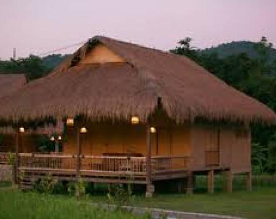 【チェンマイ】本格象乗り&首長族訪問 リス族の村に1泊2日