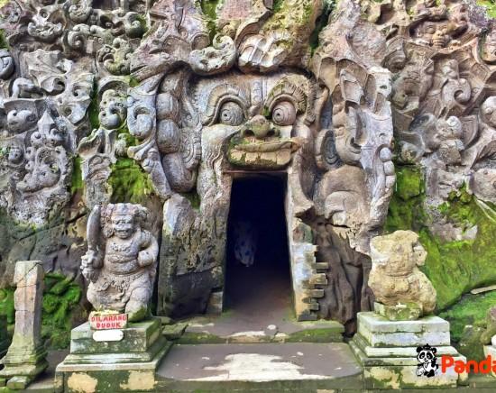 【バリ島】お手軽お得!ウブド観光コンパクト 棚田の絶景ランチ