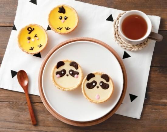 <1~2月催行/日付限定/遠足>奇華餅家(キーワーベーカリー)でお菓子作り体験
