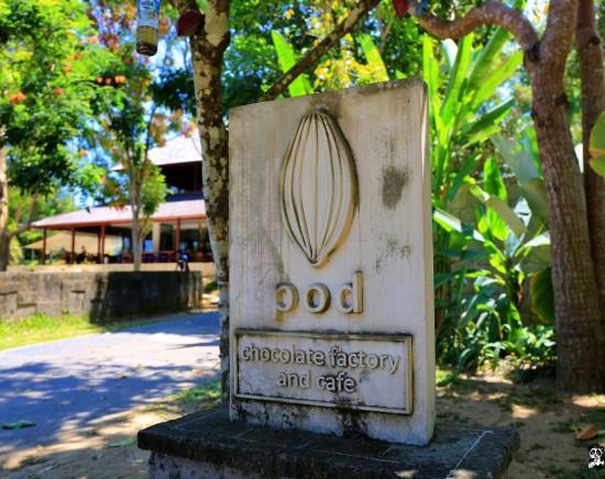 【バリ島】チョコレート工場・カカオ農園見学ツアー@ポッドチョコレート