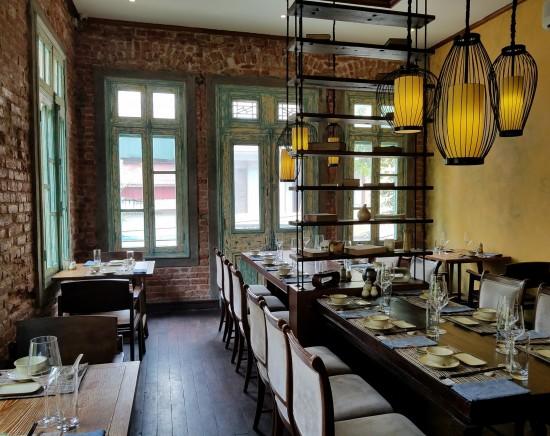 【ハノイ】ホームレストラン(ベトナム料理)