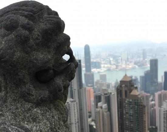 香港島をまるっと1日で観光<マカオ出発/フェリー込み/選べる復路/日本語ガイド/サンパン船乗船/選べる飲茶/レパルスベイ>