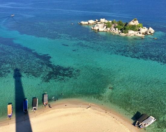 【ジャカルタ発】充実観光付きの週末トリップ! ブリトゥン島1泊2日!