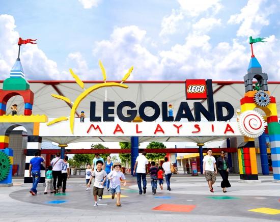 【ジャカルタ発】シンガポール空港から直行 レゴランドに泊まる2泊3日