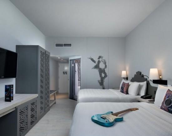 【ジャカルタ発】ハードロックホテルに泊まるバリ島2泊3日
