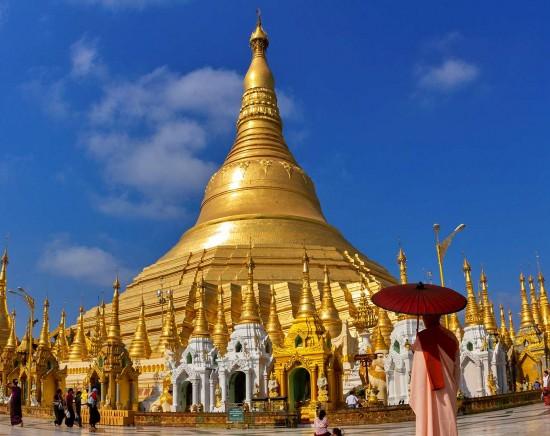 【ジャカルタ発】ミャンマー観光2泊3日・大都市「ヤンゴン」と古都「バゴー」を巡る旅