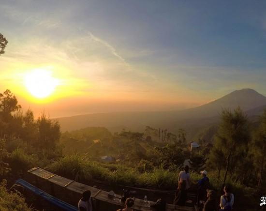 【バリ島】バトゥール山サンライズトレッキング BY JEEP