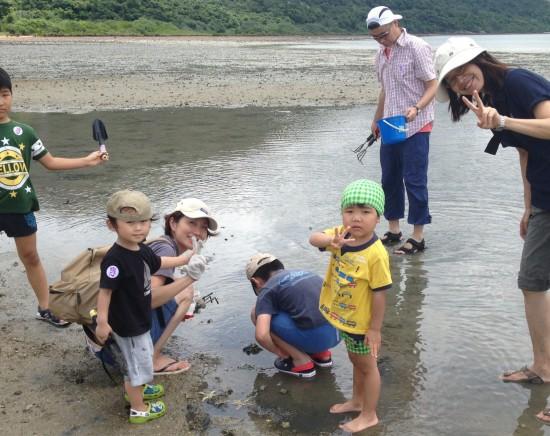 <8月21日催行終了!>西貢 潮干狩り遠足♪海水浴と魚釣りもお楽しみ 6名様から催行