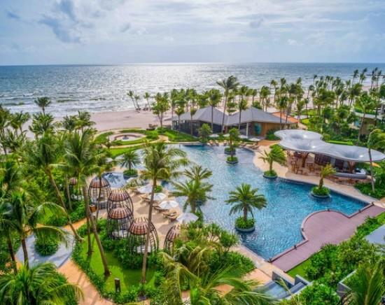 【フーコック島】フーコック島 インターコンチネンタル 2泊3日 / 3泊4日<ホテル+空港送迎付き ホテルのシャトルバス/ベトナム航空券付きプランあり>