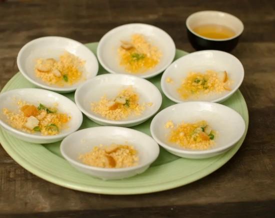 【ホーチミン】中部フエの高級宮廷料理・ティーアイビー(TIB)<ベトナム料理/夕食>