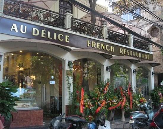 【ハノイ】 オー デリス(Au Delice)<フランス料理>