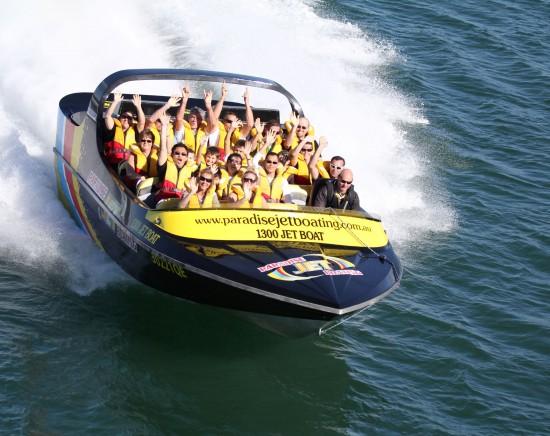 【ゴールドコースト 】スリル満点!ジェットボート <ゴールドコースト/選べるプラン/代行予約> by PARADISE JET BOATING