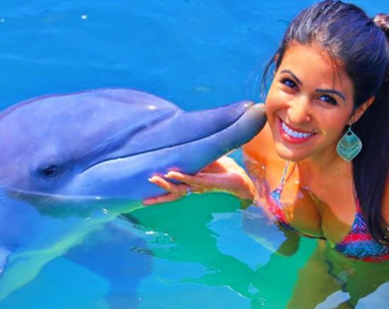 【バリ島】イルカと触れ合おう!ドルフィンロッジ・バリ