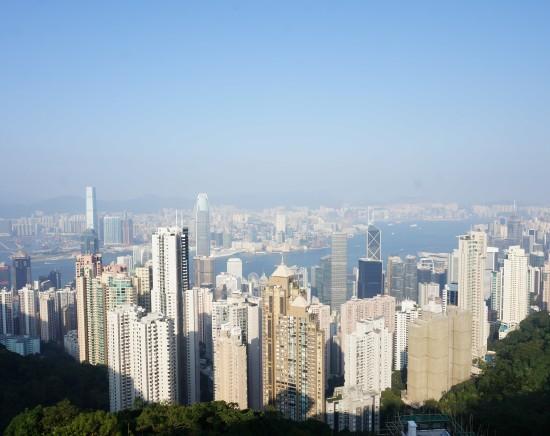 香港島をまるっと1日で観光<日本語ガイド/サンパン船乗船/選べる飲茶/レパルスベイ>