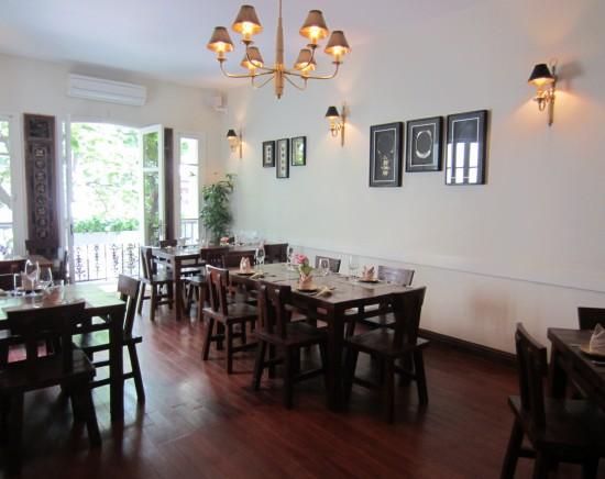 【ハノイ】インドシンレストラン(ベトナム料理)