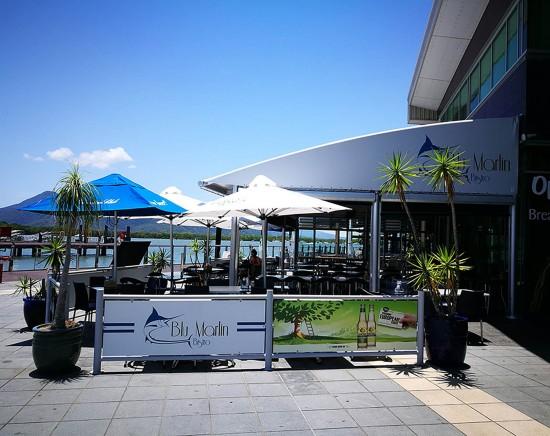 【ケアンズ 】リーフフリートターミナルに隣接するカフェ ブルマーリンビストロ <レストラン予約/セットメニュー>