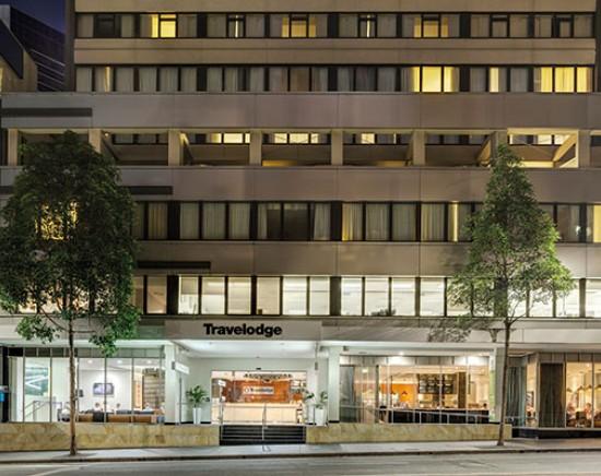 トラベロッジホテルシドニーに泊まる2泊3日<シドニー/空港送迎あり/日本語ガイド/朝食なし>