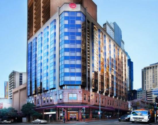 メトロホテルマーローシドニーセントラルに泊まる2泊3日<シドニー/空港送迎あり/日本語ガイド/朝食なし>