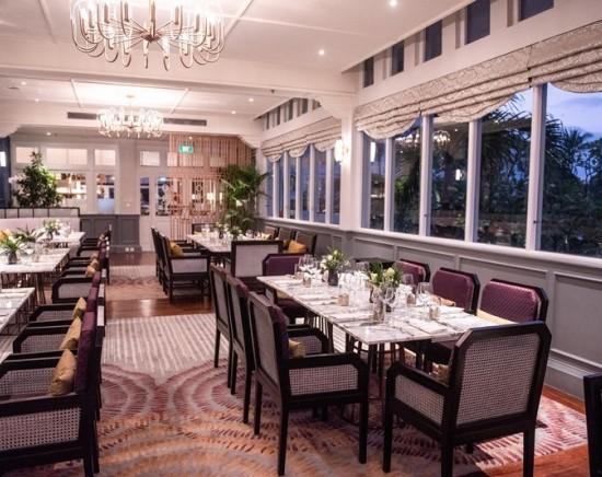 ラッフルズグランドホテル内レストラン1932のミールクーポン