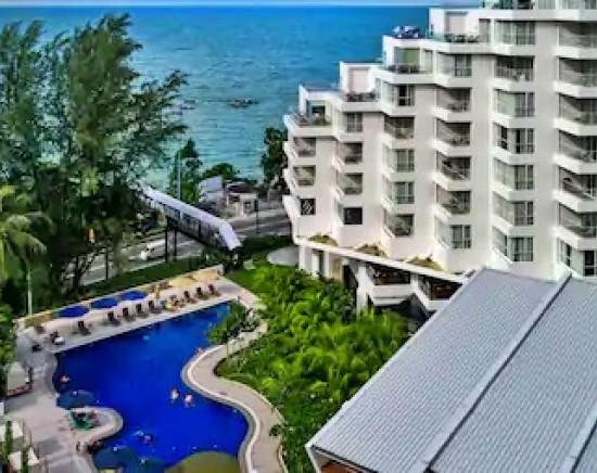 【ジャカルタ発】ダブルツリーバイヒルトンペナンに泊まる マレーシア・ペナン島フリープラン2泊3日