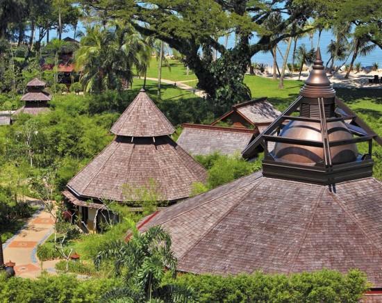 【ジャカルタ発】シャングリララササヤンに泊まる マレーシア・ペナン島フリープラン2泊3日